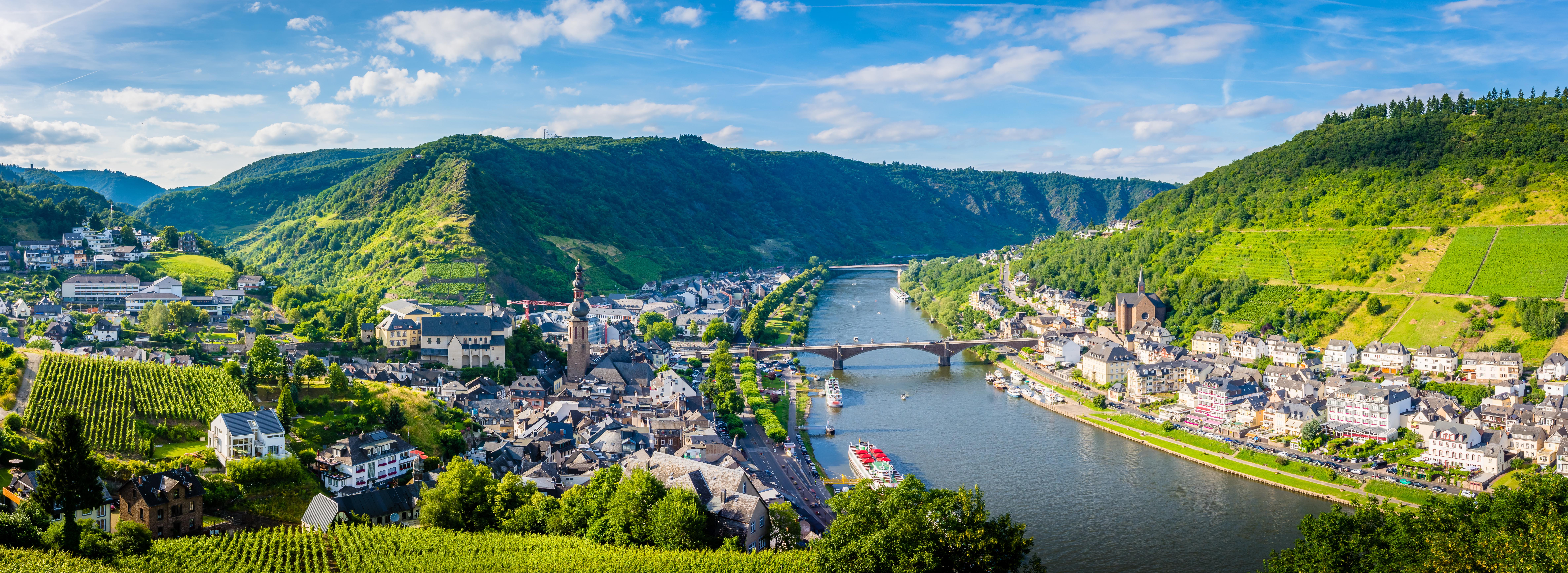Krydstogt Pa Mosel Og Rhinen